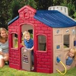 4'7 x 4'1 Little Tikes Tikes Town Playhouse