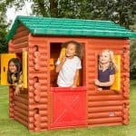 4'9 x 4' Little Tikes Log Cabin Playhouse