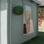 4x2.5 Waltons Zen 1 Log Cabin Window
