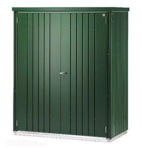 5 x 3 Waltons Green Metal Storage Unit