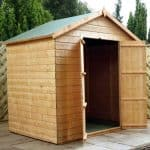 5' x 7' Windsor Modular Shiplap Windowless Shed