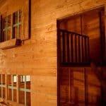 5'11 x 8' Windsor Bramble Cottage Playhouse Windows and Cladding