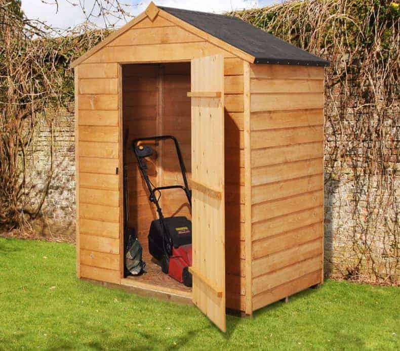 5'x3' Shed-Plus Starter Shed