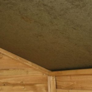 5x3 Waltons Overlap Wooden Garden Mower Store Ceiling