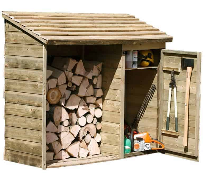 shed living tool sheds x chalet garden ip ft outdoor today