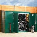 6 x 3 Asgard Addition Bike Storage Unit