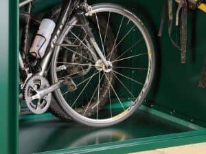 6' x 3' Asgard Premium Metal Bike Store Flooring