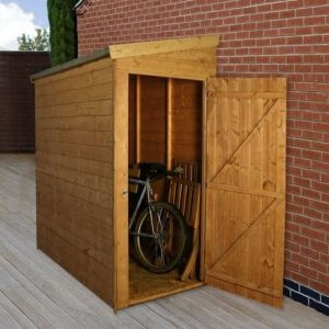 6 x 3 Waltons Tongue and Groove Pent Garden Storage Unit