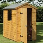 6' x 4' Shed-Plus Shiplap Apex Shed