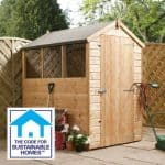 6 x 4 Tongue & Groove OSB Sustainable Code Compliant