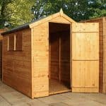 6' x 4' Windsor New Norfolk Shed