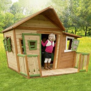 6 x 6 Lisa Axi Playhouse
