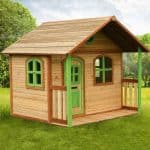 6 x 6 Milan Axi Playhouse