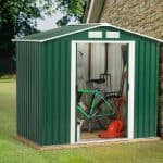 6 x 6 StoreMore Emerald Parkdale Apex Metal Shed