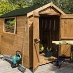 6' x 6' Windsor Shiplap Apex Shed