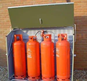 6'5 x 2'3 Trimetals Senturion447 Metal Gas Unit