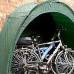 6'7 x 2'7 Shedstore TidyTent Bike Storage