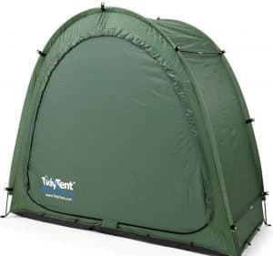 6'7 x 2'7 Shedstore TidyTent Close