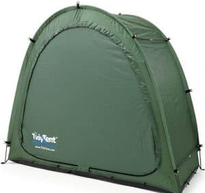 6'7 x 2'7 Shedstore TidyTent Closed Tent
