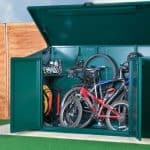 7' x 3' Asgard Access Bike Store