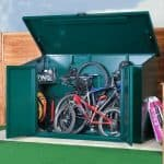 7 x 3 Asgard Access Secure Storage Shed