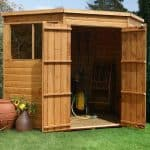 7' x 7' Windsor Corner Shed
