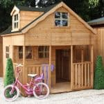 7' x 7' Windsor Primrose Playhouse with Dorma Window