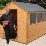 7'10 x 6'8 Shed-Plus Shiplap Tongue & Groove