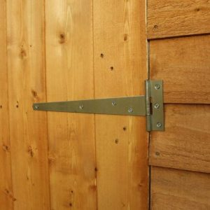 7x5 Waltons Overlap Pent Wooden Shed Support