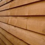 8 x 6 Overlap Windowless Apex Shed Sustainable Homes Code Compliant External Wall Cladding