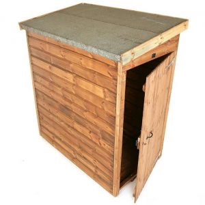 9' x 4' Traditional Pent Tool Store Shed 2