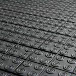 Lifetime 10 x 8 Dual Entrance Reverse Apex Plastic Shed Flooring