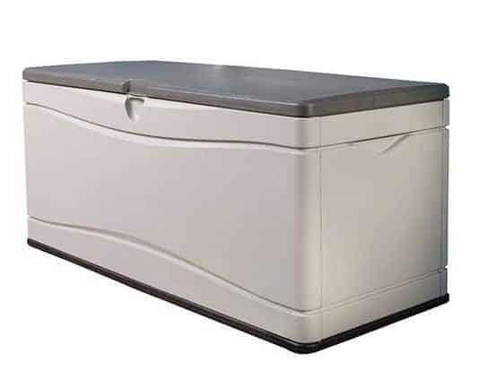 Lifetime 500 Litre Large Storage Box.