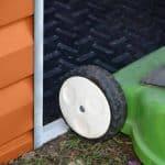Palram Skylight 6 x 12 Amber Plastic Shed - Free Floor Base