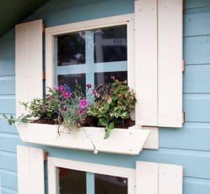 Windsor Snowdrop Cottage Playhouse - 5' x 7' Cladding