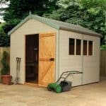 Woodland Trust 10 x 8 Heritage Apex Garden Shed