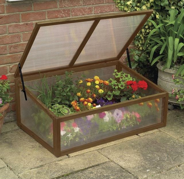 3 x 2 Gardman Wooden Cold Frame - What Shed