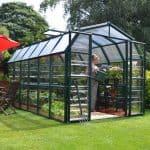 8 x 12 Rion Grand Gardener Polycarbonate Greenhouse