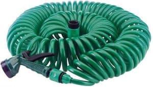 Draper 20 Meter Garden Recoil Hose Kit