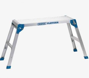 Drapers 2 Step Aluminium Working Platform
