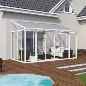 Palram San Remo 3m x 4.25m Veranda Sunroom