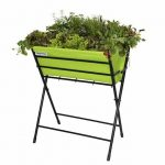 VegTrug Poppy Planter - Lime Green