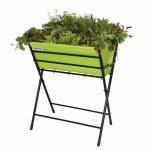 VegTrug Poppy Planter - Lime Green