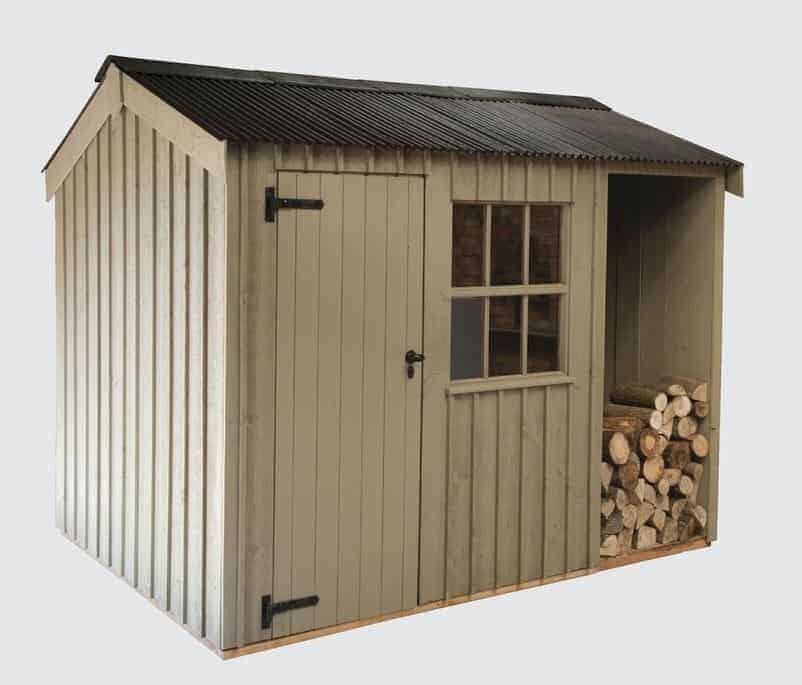 Blickling shed