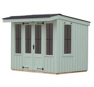 The Flatford Summerhouse - Disraeli Green