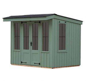 The Flatford Summerhouse - Terrace Green