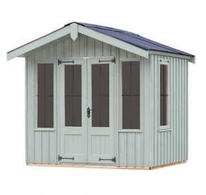 The Ickworth Summerhouse - Disraeli Green 10 X 6