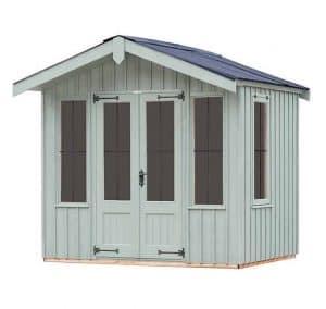 The Ickworth Summerhouse - Disraeli Green 10 X 8