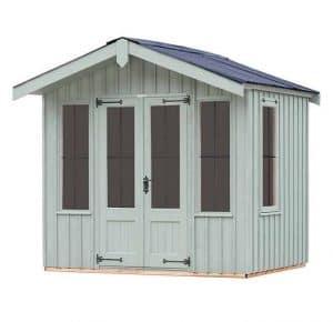 The Ickworth Summerhouse - Disraeli Green