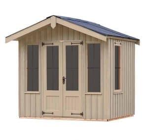 The Ickworth Summerhouse - Dome Ochre 10 X 6